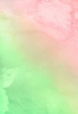 Greenely and Rose Quartz Prints Impression sur alu-Dibond