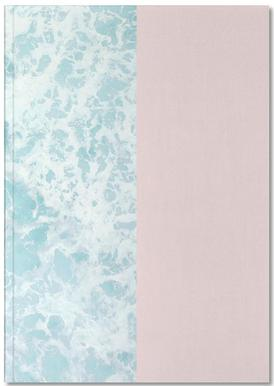 Pink on the Sea carnet de notes