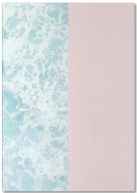 Pink on the Sea bloc-notes