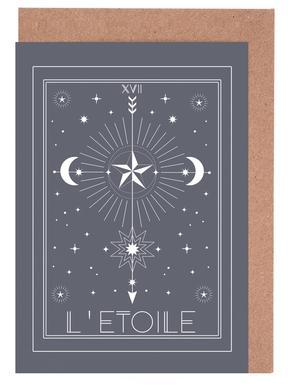 The Star cartes de vœux