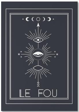 The Fool -Notizblock