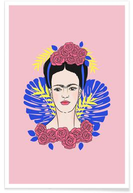 Tribute to Frida poster