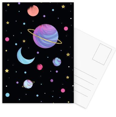 Great Universe ansichtkaartenset