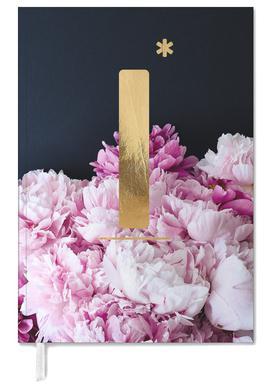 Flower Alphabet I -Terminplaner