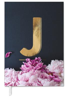 Flower Alphabet J -Terminplaner