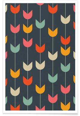 Tulips -Poster