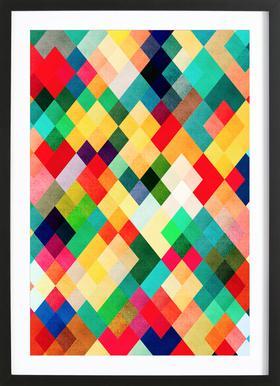 Diamas Framed Print
