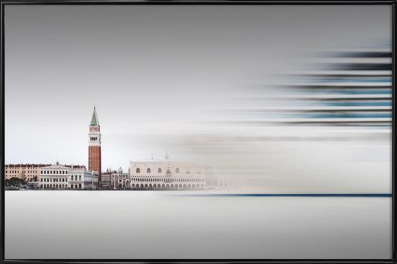 Venezia - Costa Luminosa - Poster in Standard Frame