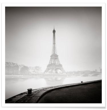 Tour Eiffel affiche