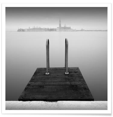 Venezia - The Pool - Premium Poster