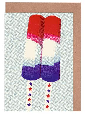 Patriot Pop Greeting Card Set