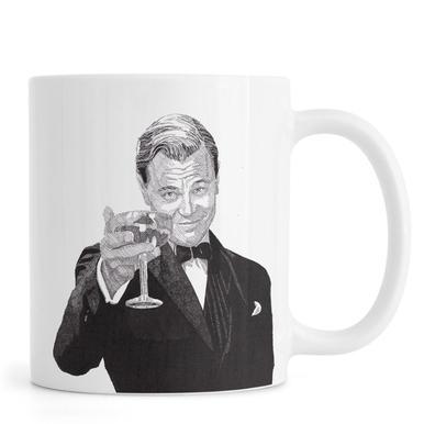 Leonardo mug