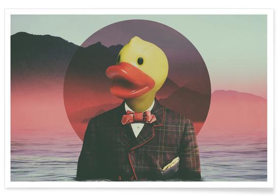Rubber Ducky Plakat
