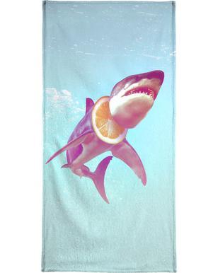 Lemon Shark -Strandtuch