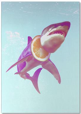 Lemon Shark -Notizblock