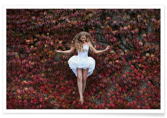 November - Elyza Ly - Premium Poster