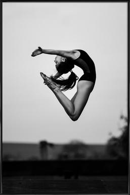 No limits - Martin Krystynek -Bild mit Kunststoffrahmen