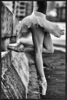 Dancer - Michael Groenewald ingelijste poster