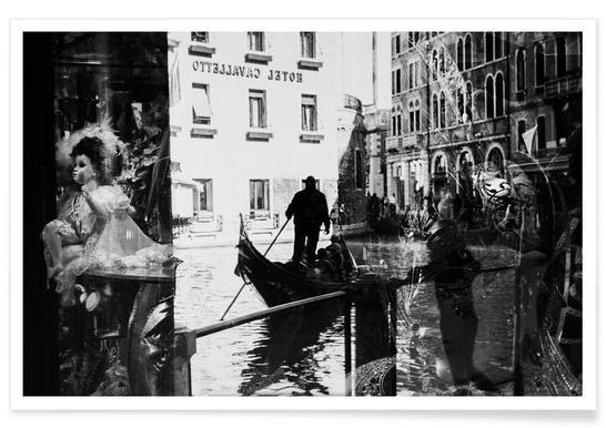 Venice reflections - Saša Krušnik