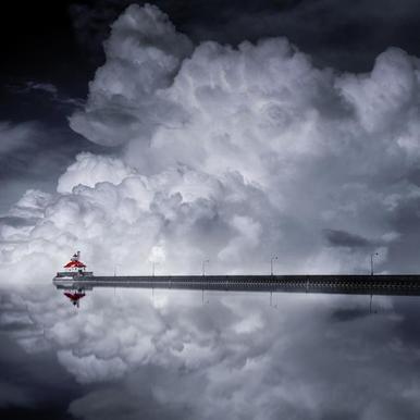 Cloud Desending - Like He