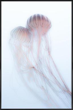Lovers - Takeshi Marumoto - Poster im Kunststoffrahmen