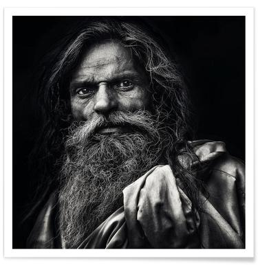 The Man From Agra - Piet Flour affiche