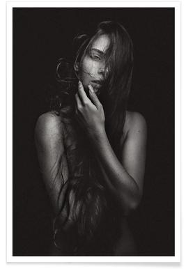 Klaudia 1 - Martin Krystynek -Poster
