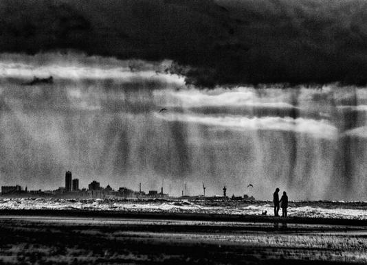On The Beach - Susanne Stoop toile