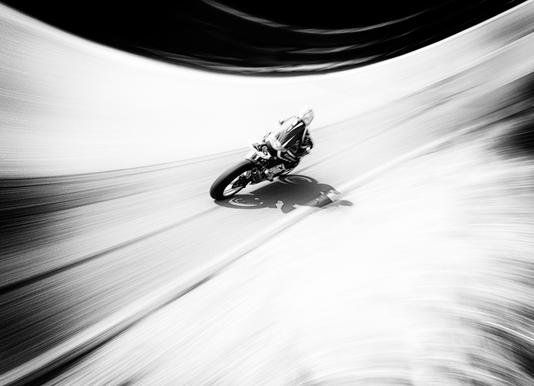 A Smoother Road - Paulo Abrantes canvas doek