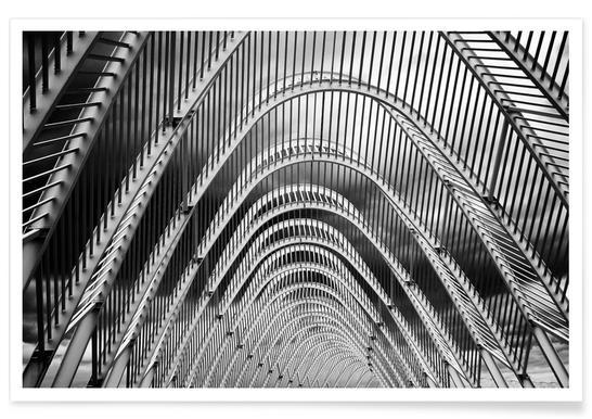 Cage - Chris Leontarakis poster