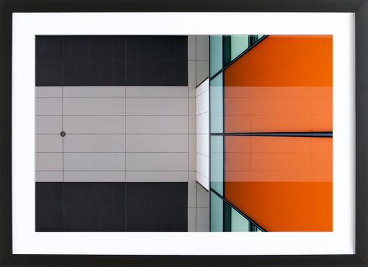 001 - Henk Van Maastricht Framed Print