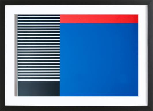 Colorful - Henk Van Maastricht Framed Print