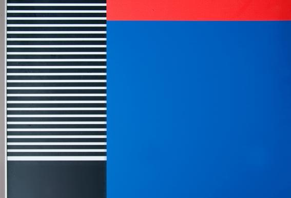 Colorful - Henk Van Maastricht Aluminium Print