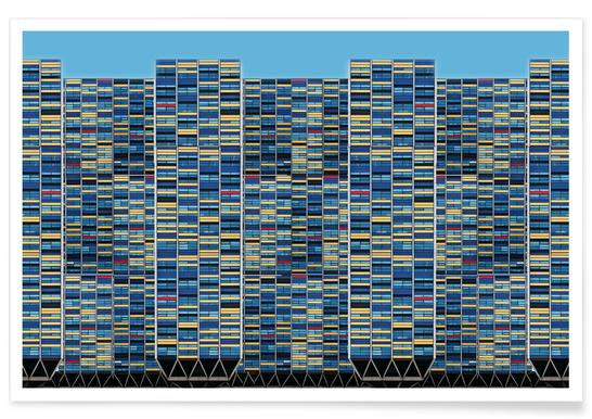 Big, Bigger, Biggest - Henk Van Maastricht Poster