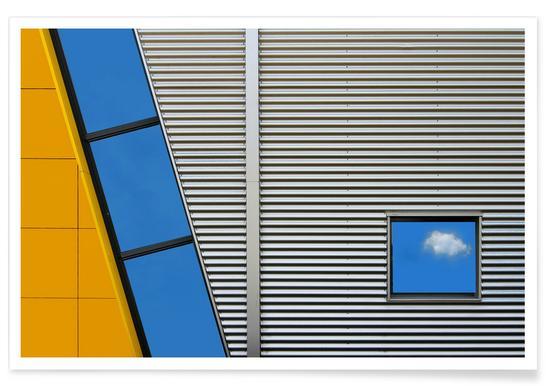 Cloudlet - Henk Van Maastricht Poster
