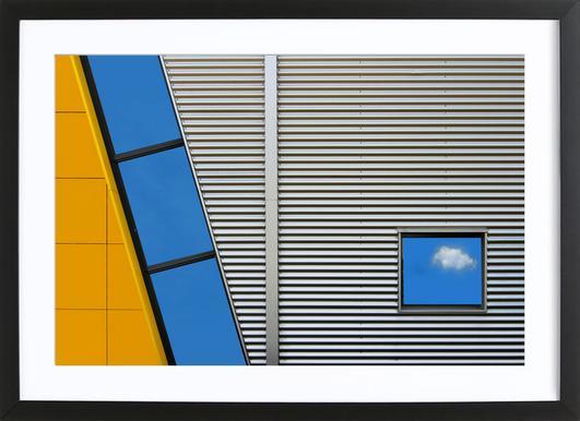 Cloudlet - Henk Van Maastricht Framed Print