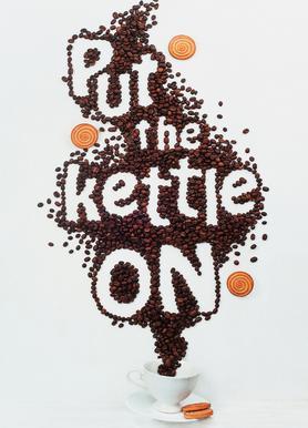 Put The Kettle On! - Dina Belenko -Leinwandbild