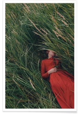 004 - Olga Barantseva - Premium Poster