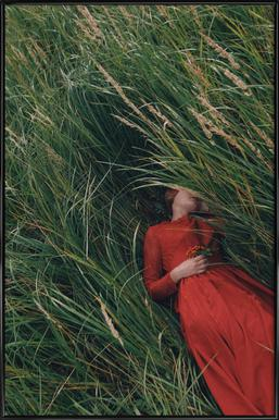 004 - Olga Barantseva - Poster in kunststof lijst