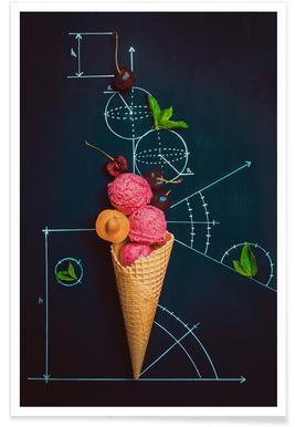 Summer Homework - Dina Belenko Poster