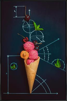 Summer Homework - Dina Belenko Framed Poster