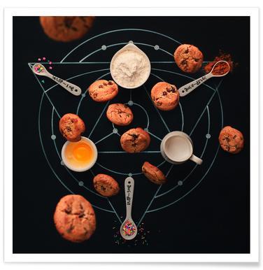 Baking Alchemy - Dina Belenko -Poster