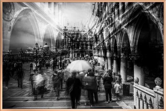 The Tourists - Carmine Chiriaco'