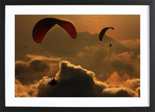 Paragliding - Yavuz Sariyildiz