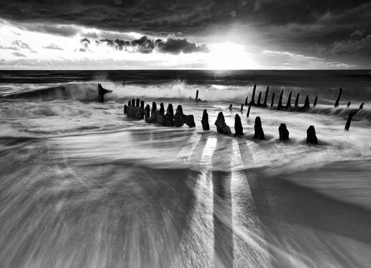 Sunlight - Mel Brackstone canvas doek