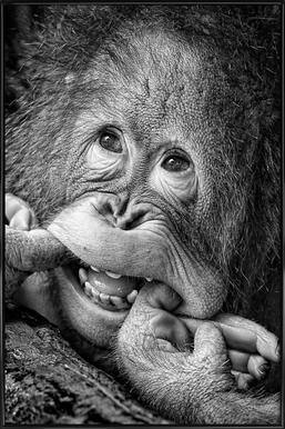 Big Smile.....Please - Angela Muliani Hartojo affiche encadrée