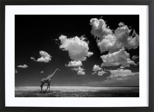 Gone With The Clouds - Alberto Ghizzi Panizza Framed Print