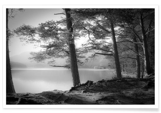 Loch An Eilein - Dorit Fuhg -Poster