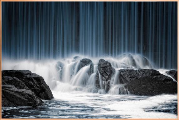 The Blue Curtain - Keijo Savolainen