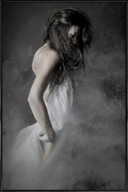 Grey - Olga Mest Framed Poster